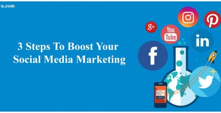 3 Steps To Boost Your Social Media Marketing