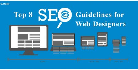 Top 8 SEO Guidelines for Web Designers
